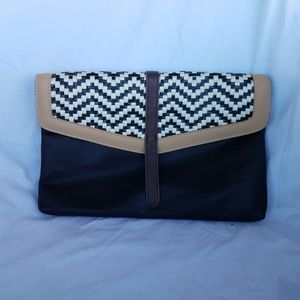 Expressions NYC Clutch